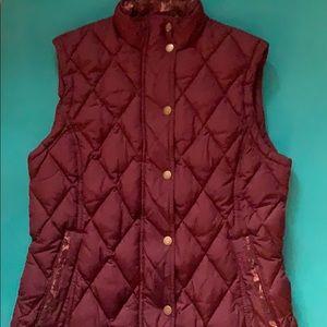 Euc Barbour vest